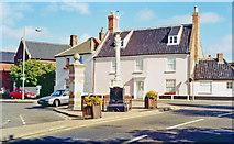 TG0738 : Holt, Norfolk, 1991 by Ben Brooksbank