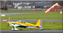 J4972 : G-CFTT, Newtownards Airport (February 2015) by Albert Bridge