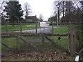 TA0142 : Perimeter fence, Normanby Barracks by JThomas