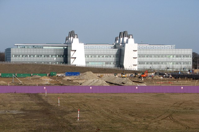 The Molecular Biology Laboratory and the Astra Zeneca site