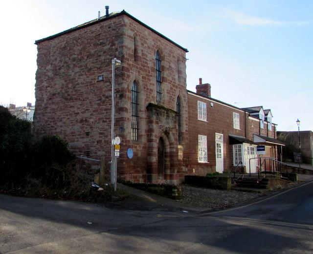Grade II* listed Lockup, Ross-on-Wye