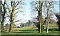 J3876 : Fields and trees, Knocknagoney, Belfast - February 2015(2) by Albert Bridge