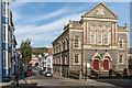 SN5881 : Upper Portland Street and Bethel Welsh Baptist Chapel by Ian Capper
