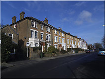 TQ4077 : Glenluce Road, Blackheath by Stephen Craven