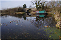 SD5383 : Lancaster Canal by Ian Taylor