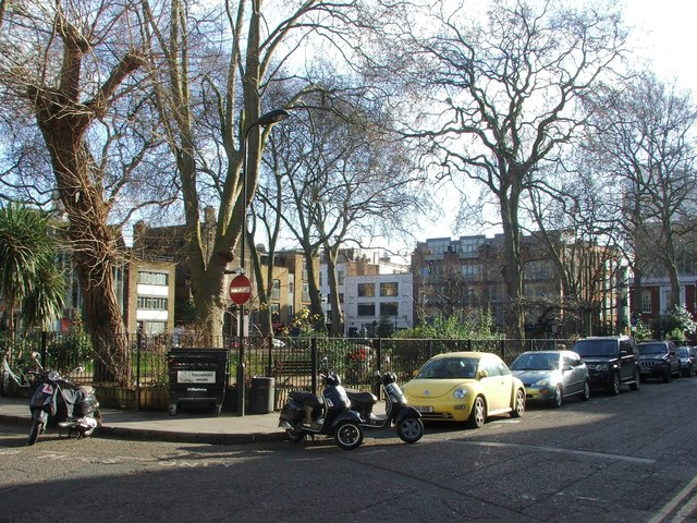 Hoxton Square, Hoxton