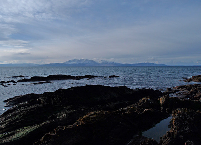 Arran and Firth of Clyde
