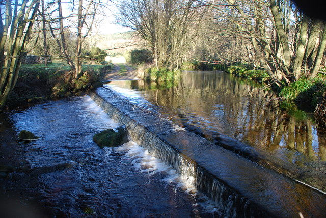 Ford at Gollinglith Foot