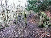 SE0722 : Gateway on Elland FP02 by Humphrey Bolton