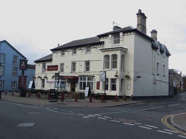 The Wellington public house, Dalton-in-Furness