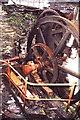 SH7147 : Incline winder, Floor 3, Llechwedd by Chris Allen