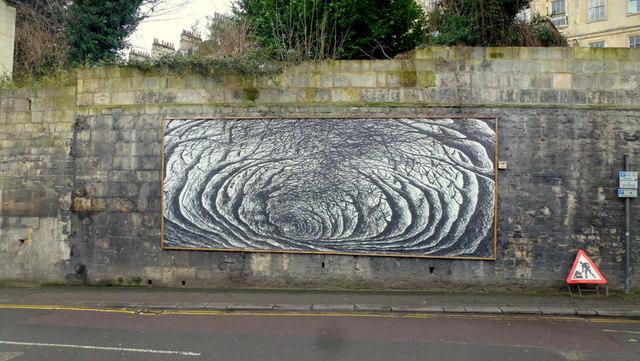 Walcot Street wall art