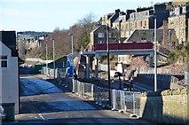 NT4836 : Borders Railway at Low Buckholmside, Galashiels by Jim Barton