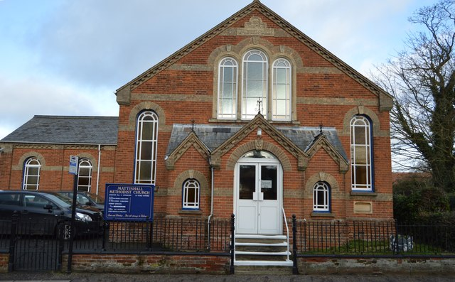 Mattishall Methodist Church
