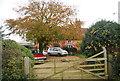TM2450 : Bridge Cottage by N Chadwick