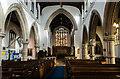 TF0207 : Interior, All Saints' church, Stamford by Julian P Guffogg
