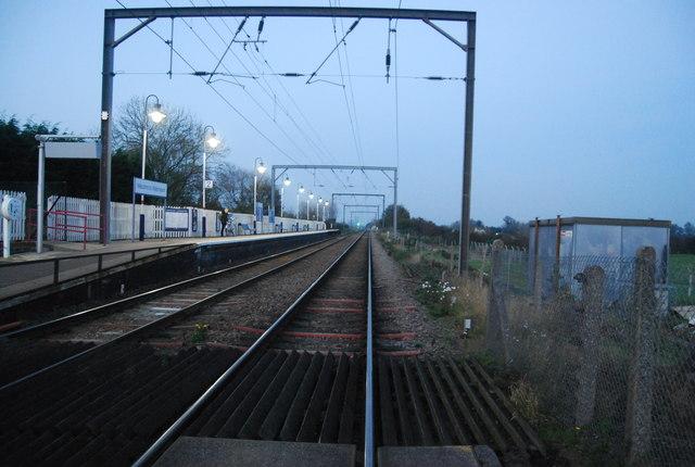 The Fen Line, Waterbeach Station