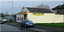 NS4865 : Keystore on New Inchinnan Road by Thomas Nugent