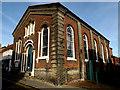 TM4462 : Leiston United Reformed Church by Geographer