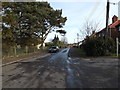 TM4462 : Victory Road, Leiston by Adrian Cable