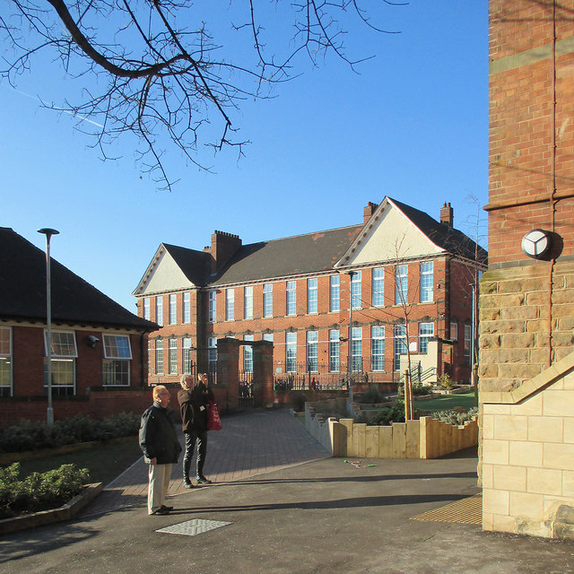 Stanley Road: a visit to their old school