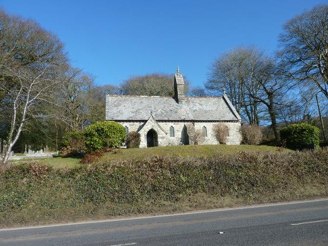 St Conan's church, Washaway