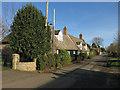 TL3470 : Back Lane, Holywell by Hugh Venables