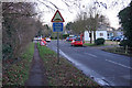 TL4164 : Traffic calmed area in Oakington by Bill Boaden