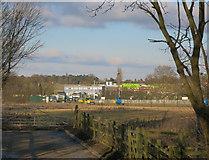TL4259 : Northwest Cambridge development by Hugh Venables