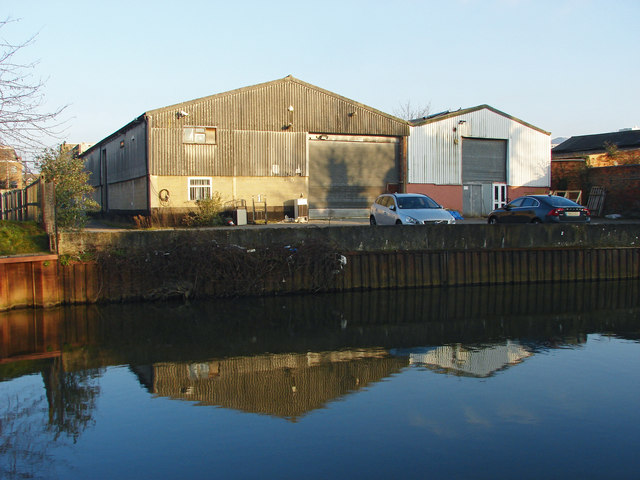 Industrial units, Guildford