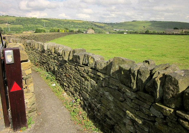 Calderdale Way, North Scausby