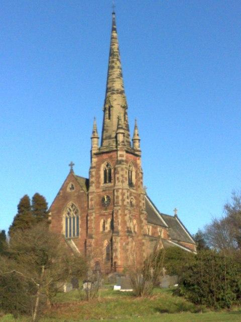 Keele: St John's Church