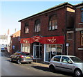 SO6024 : Reds Hair Company in Ross-on-Wye by Jaggery