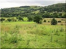 SE0927 : Calderdale Way in Shibden Dale by Derek Harper
