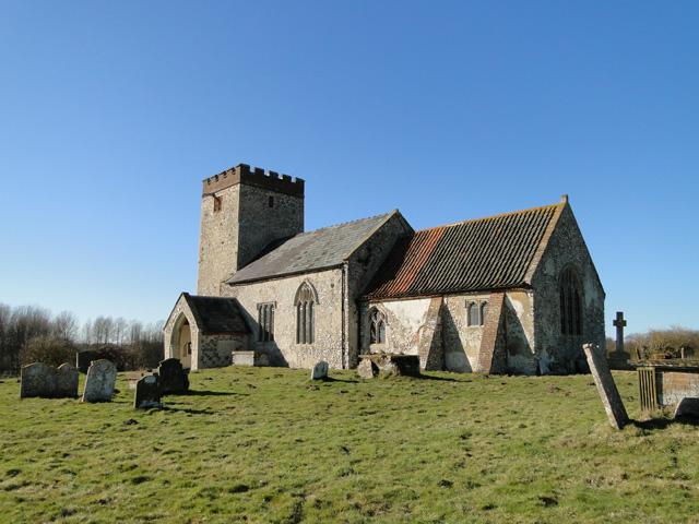 Tattersett All Saints church