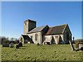 TF8529 : Tattersett All Saints church by Adrian S Pye