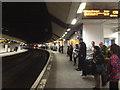 SP0686 : East on Platform 12, Birmingham New Street station by Robin Stott