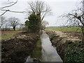 SE8539 : Weighton Beck by Jonathan Thacker