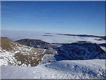 NY3415 : On Helvellyn by Michael Graham
