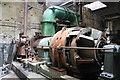 ST1221 : Tonedale Mill - steam turbine by Chris Allen