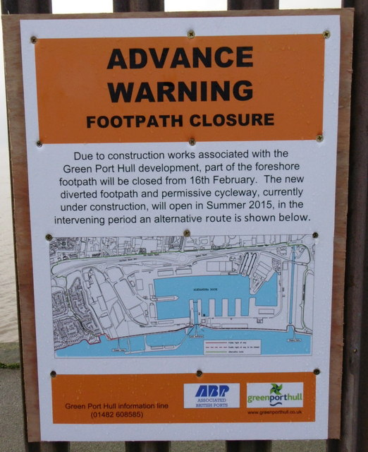 Trans Pennine Trail closed permanently!