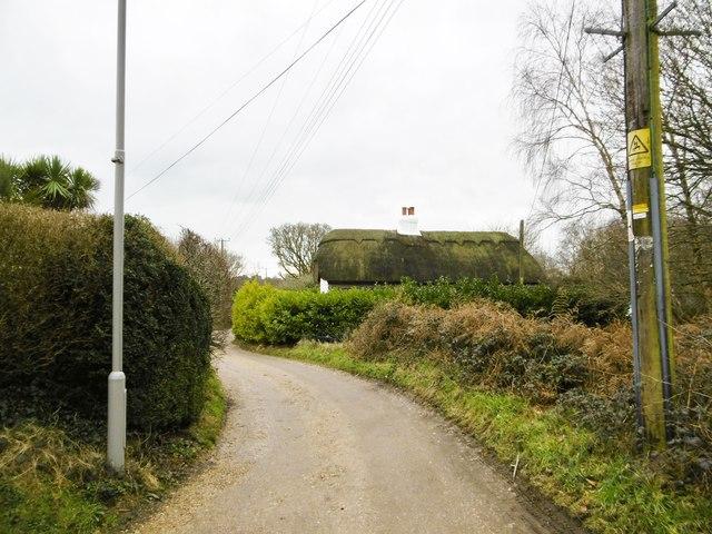 St. Catherine's Hill, Little Oaks Cottage