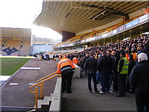SO9199 : Molineux Sent Off by Gordon Griffiths
