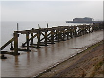 TA1228 : East Wharf at Alexandra Dock, Hull by Ian S