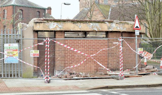 Former Bryson Street Surgery, Belfast - February 2015(2)