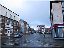 SD4364 : Victoria Street, Morecambe by Richard Dorrell