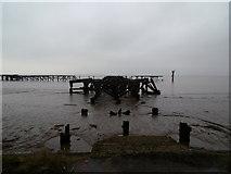 TA1128 : West Wharf at Alexandra Dock, Hull by Ian S