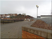 TA1128 : Trans Pennine Trail at Victoria  Dock, Hull by Ian S