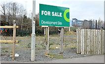 J3475 : Site, 54 Corporation Street, Belfast (February 2015) by Albert Bridge