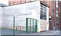 J3374 : The Academy Street Exchange site, Belfast - February 2015(2) by Albert Bridge
